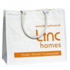 Large Printed Laminated Cotton Bags