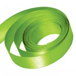 Lemon Grass Satin Ribbon