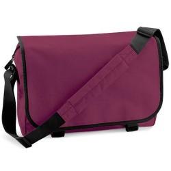 Maroon School Messenger Bags