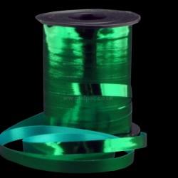 5mm Metallic Green Curling Ribbon