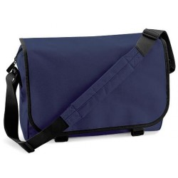 Navy School Messenger Bags