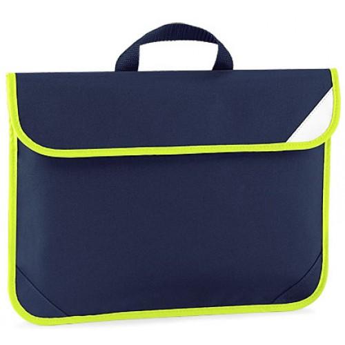 Navy Enhanced School Book Bag