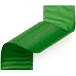 15mm Emerald Grosgrain Ribbon