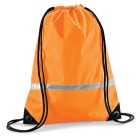 Orange High Viz Backpack Bags