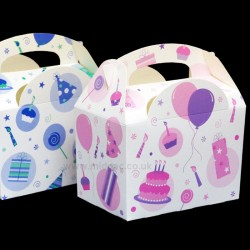 Party Design Meal Boxes