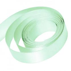 Pastel Green Satin Ribbon