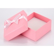 Baby Pink Ring Boxes