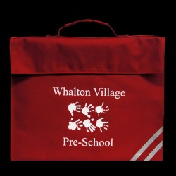 Printed School Book Bags