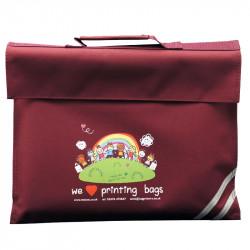 Printed School Bags