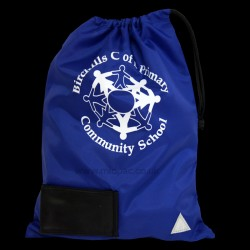 Printed School Pump Bags