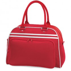 Red Retro Bowling Bags