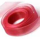 Red Chiffon Ribbon