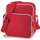 Red Retro Day Bags