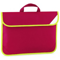 Red Enhanced School Book Bag