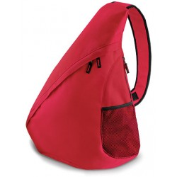 Red Monostrap School Bags