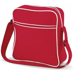 Red Retro Flight Bags