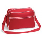 Red Retro Shoulder Bags