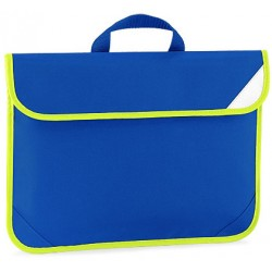 Royal Blue Enhanced School Book Bag