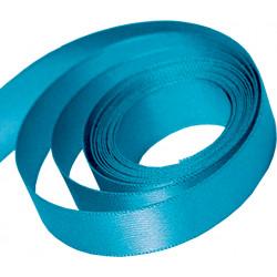 Sea Blue Satin Ribbon