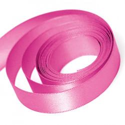 Shocking Pink Satin Ribbon