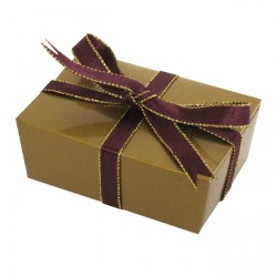 Small Gold Gift Boxes
