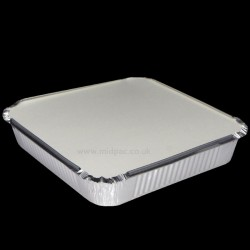 Square Foil Food Containers
