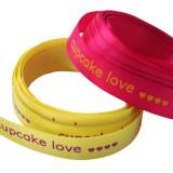 Cupcake Love Printed Ribbon