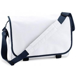 White School Messenger Bags