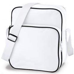 White Retro Day Bags