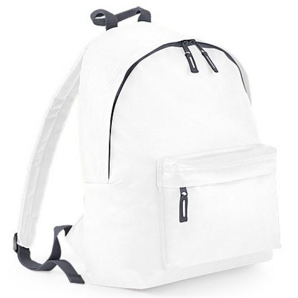 White School Backpacks