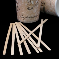 Wooden Drinks Stirrers