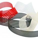 Woven Stripe Ribbon