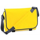 Yellow School Messenger Bags