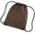 Chocolate Premier Nylon Backpacks