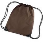 Chocolate Premier Nylon Backpacks