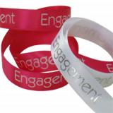 Engagement Printed Ribbon
