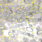 Engagement Table Confetti