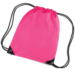 Fuchsia Premier Nylon Backpacks