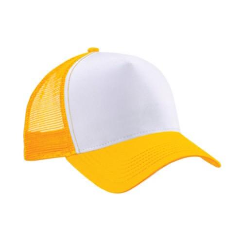 Half Mesh Caps