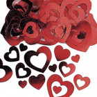 Hearts Table Confetti
