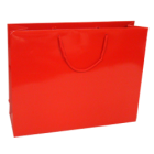 Large Red Gloss Paper Carrier Bags