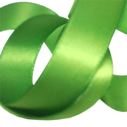 15mm Kiwi Satin Ribbon