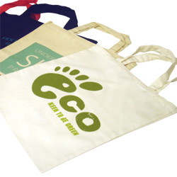 Medium Printed Canvas Bags