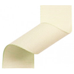 23mm Grosgrain Ribbon Natural