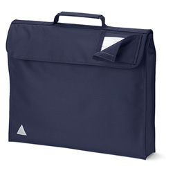 Navy School Bags Without Strap