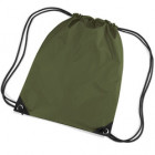 Olive Premier Nylon Backpacks