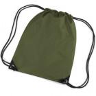 Olive Premier Nylon Backpacks