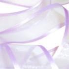Orchid Elegance Organza Ribbon