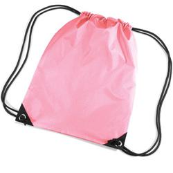 Pink Premier Nylon Backpacks