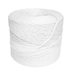 White Poly Prop String